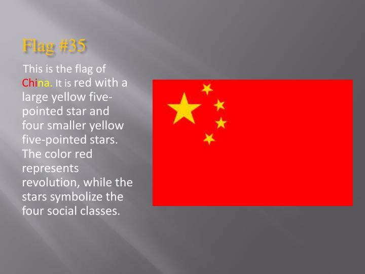 Flag #35