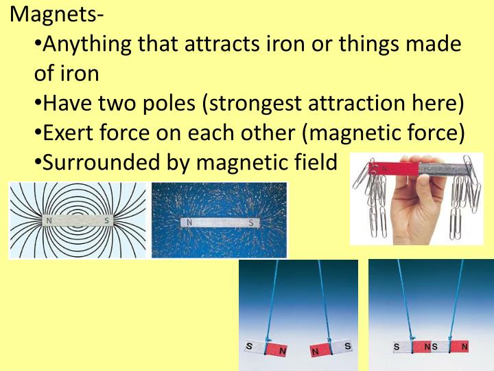 Magnets-