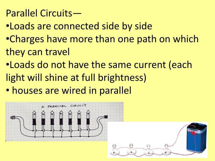 Parallel Circuits—