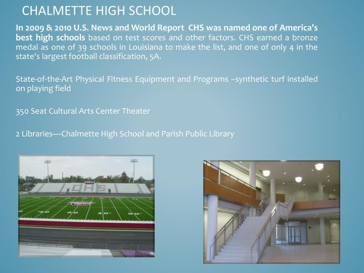 Chalmette High School