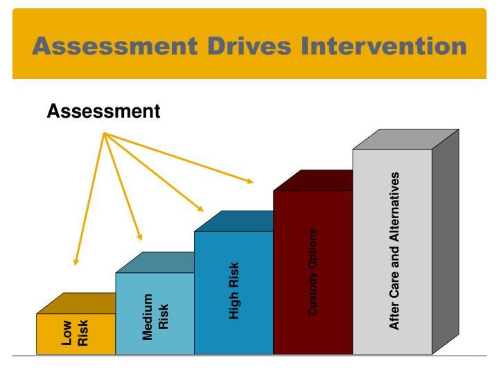 Assessment Drives Intervention