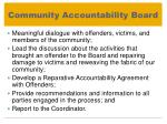 community accountability board1