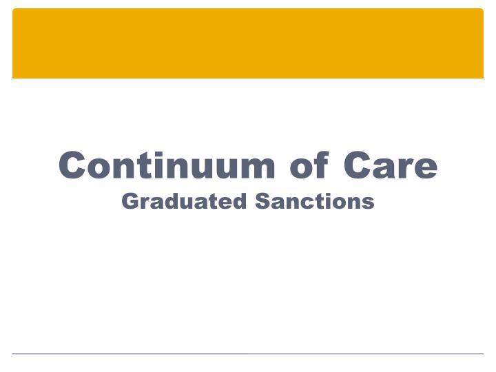 Continuum of Care
