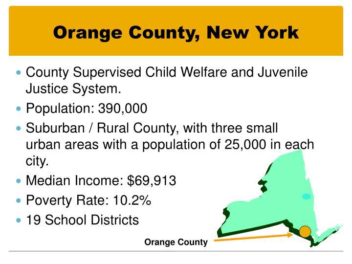 Orange County, New York