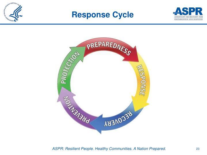 Response Cycle