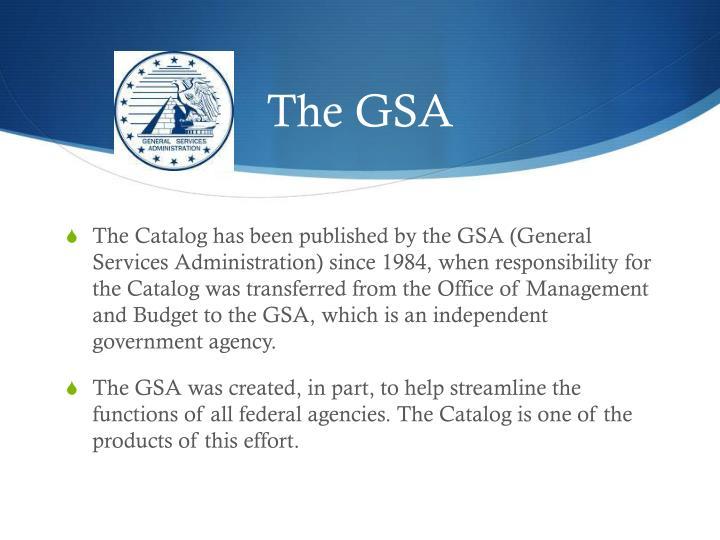 The GSA