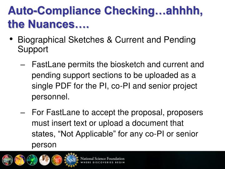 Auto-Compliance Checking…