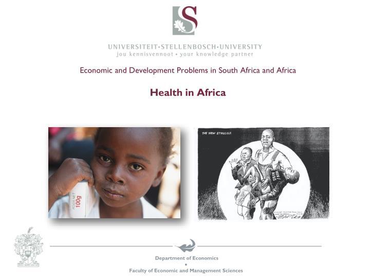 Economic and Development