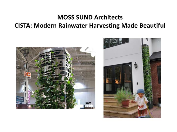 MOSS SUND Architects
