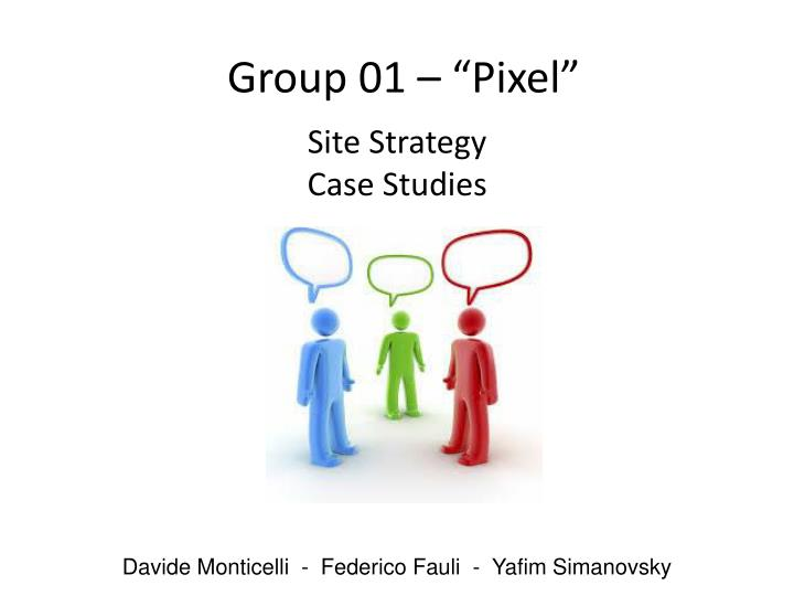 Site Strategy