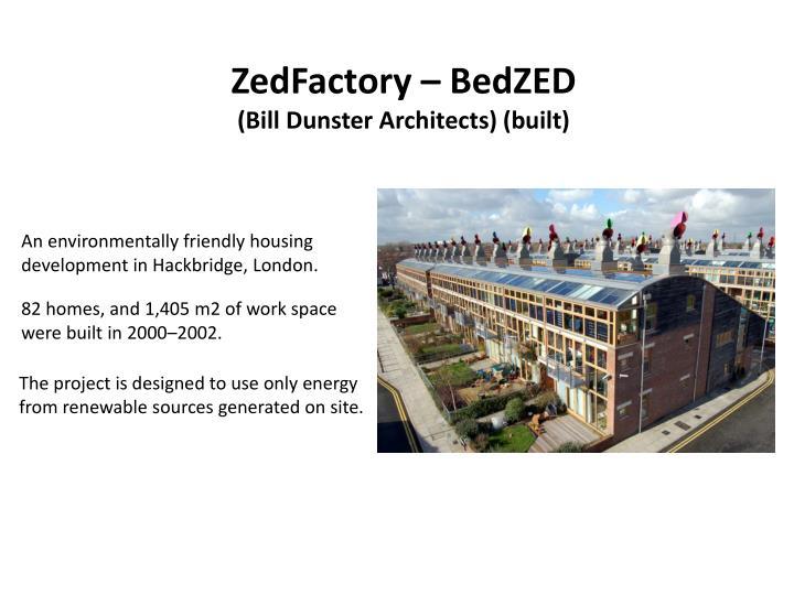 ZedFactory –
