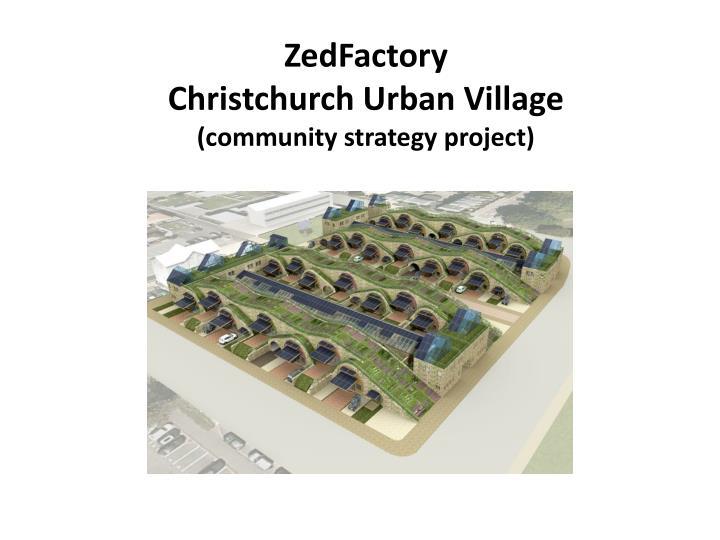 ZedFactory