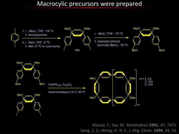 Macrocylic