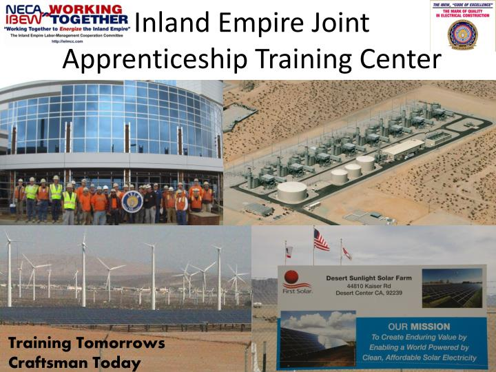 Inland Empire Joint Apprenticeship Training Center
