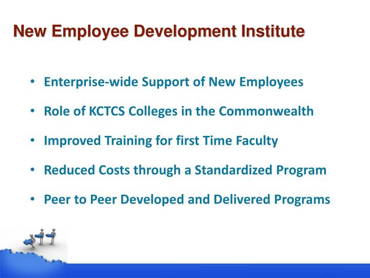 New Employee Development Institute