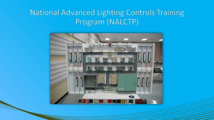 National Advanced Lighting Controls Training Program (NALCTP)