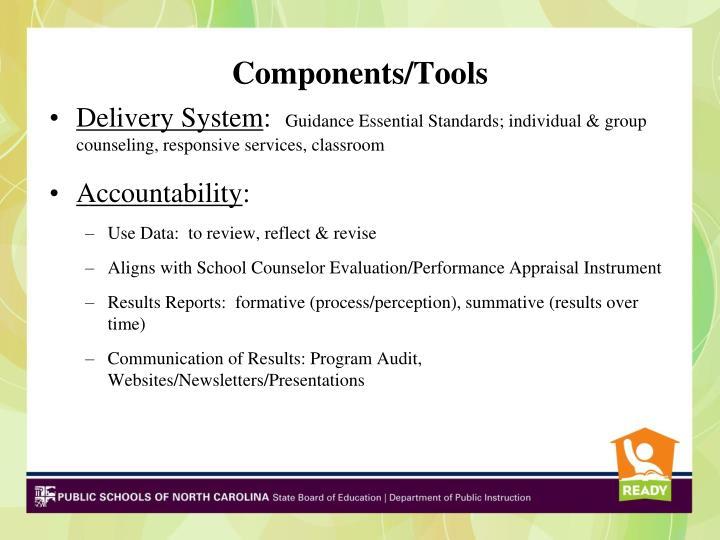 Components/Tools