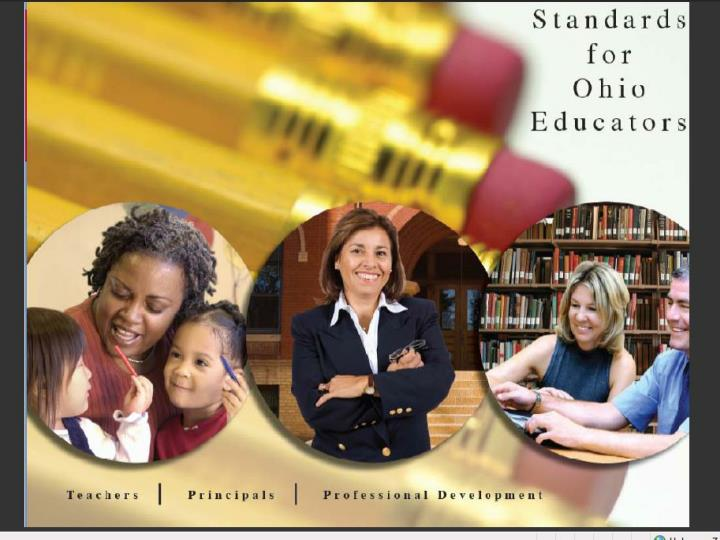 Teacher Evaluation System in Ohio