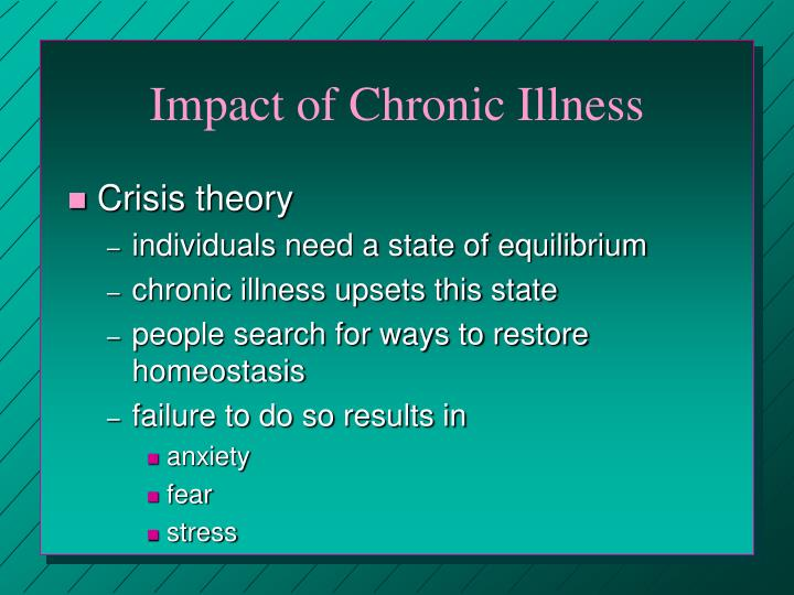 Impact of Chronic Illness