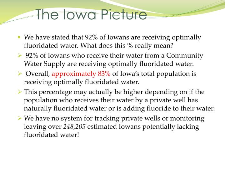 The Iowa Picture
