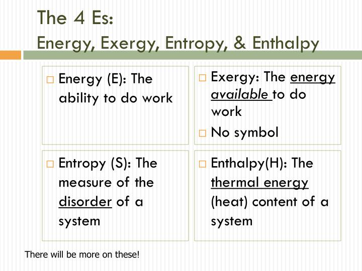 Energy (E): The ability to do work