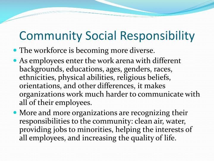 PPT - Community Relations PowerPoint Presentation - ID:1598962