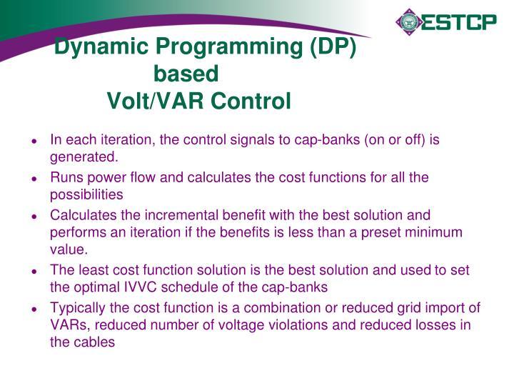Dynamic Programming (DP) based