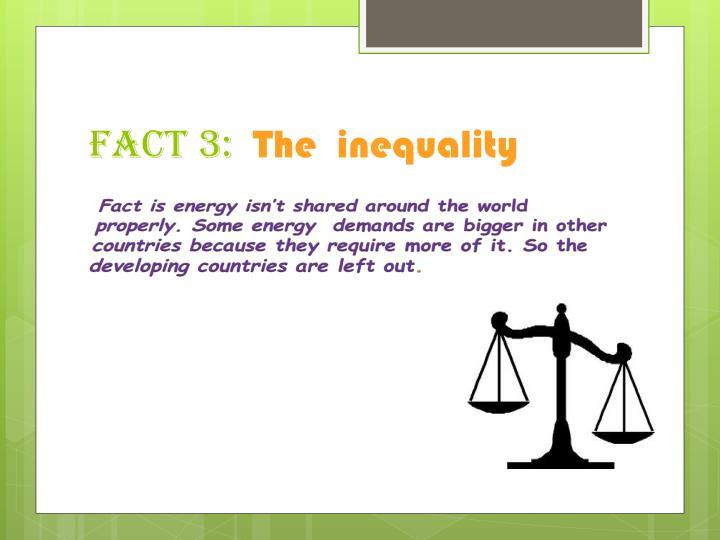 Fact 3: