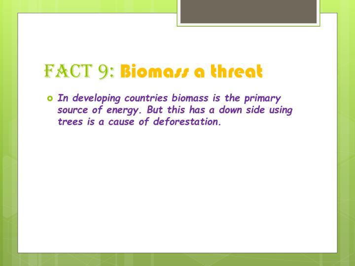 Fact 9: