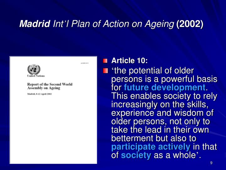 Article 10: