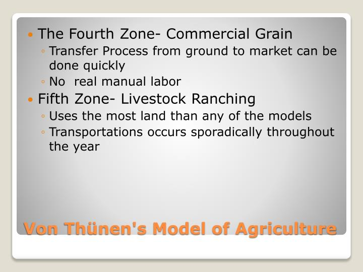 The Fourth Zone- Commercial Grain