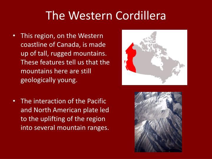 The Western Cordillera