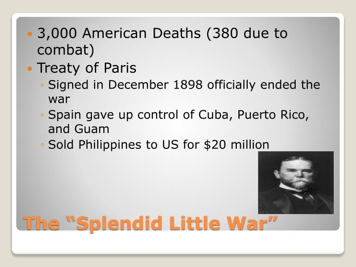 3,000 American Deaths (380 due to combat)