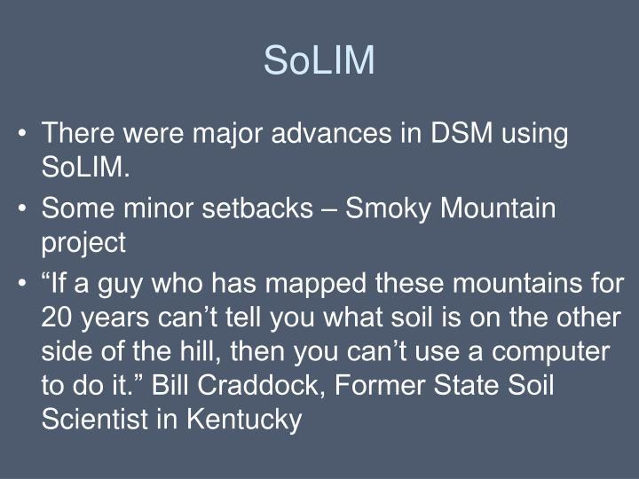 SoLIM