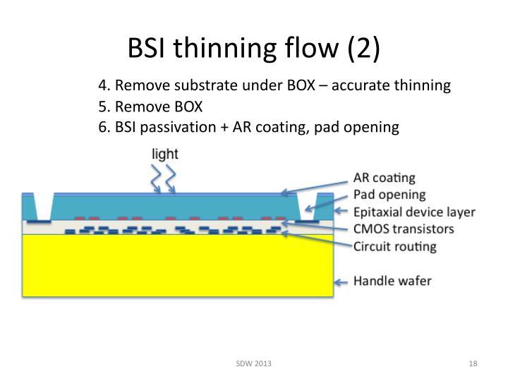 BSI thinning flow (2)