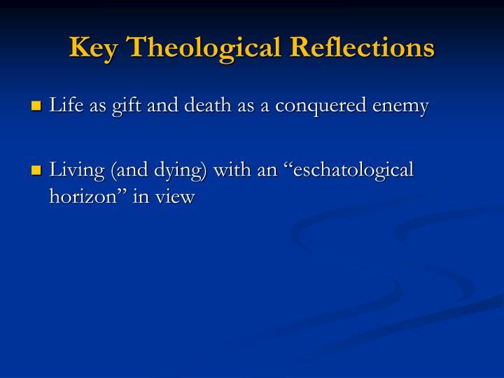 Key Theological