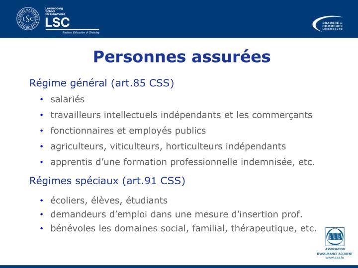 Personnes