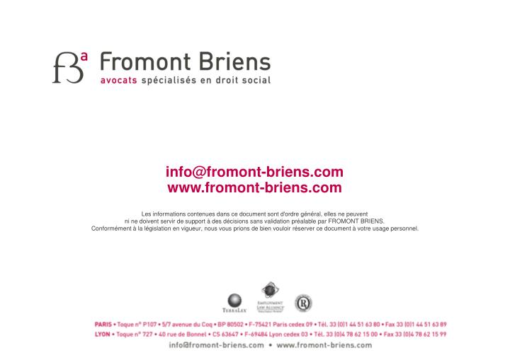 info@fromont-briens.com