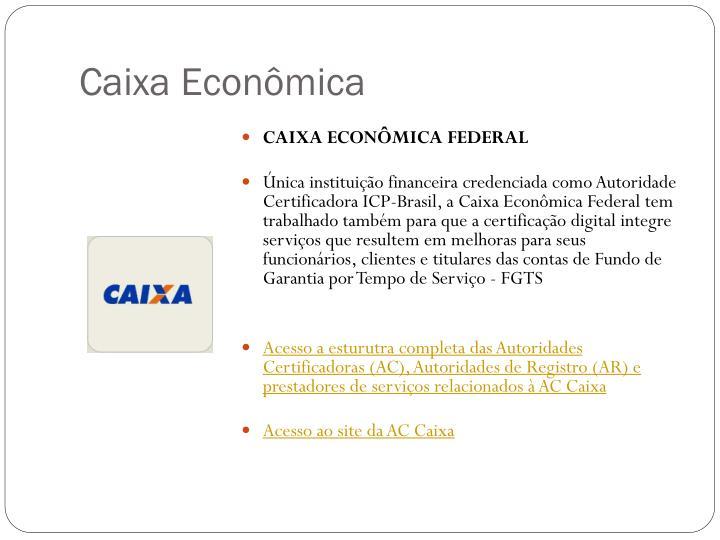 Caixa Econômica