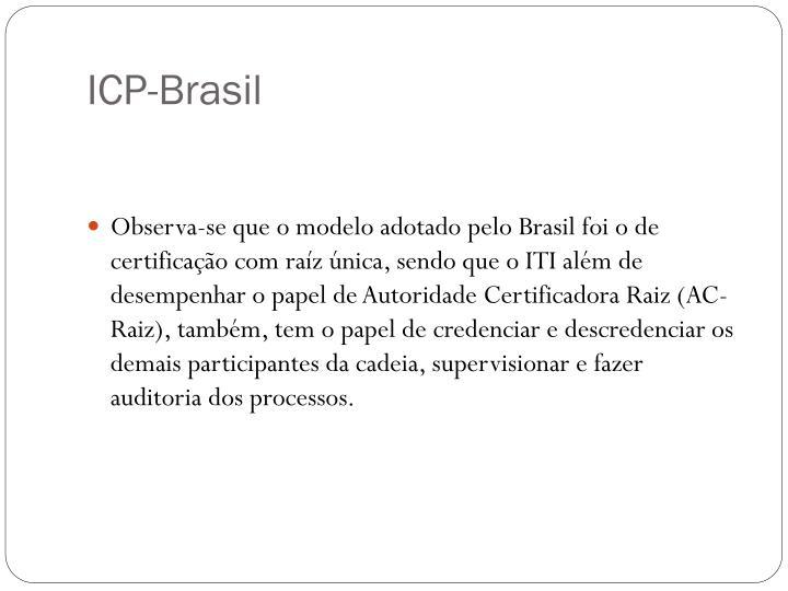 ICP-Brasil