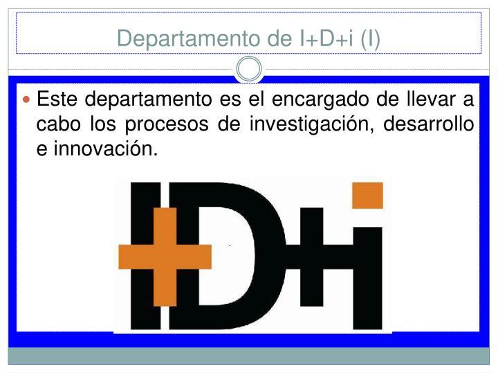 Departamento de