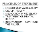 principles of treatment1
