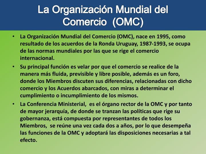 La Organización Mundial del