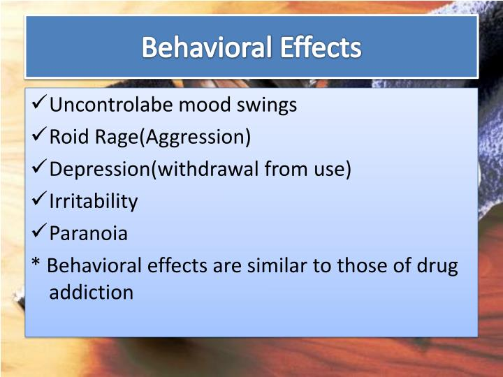 Behavioral