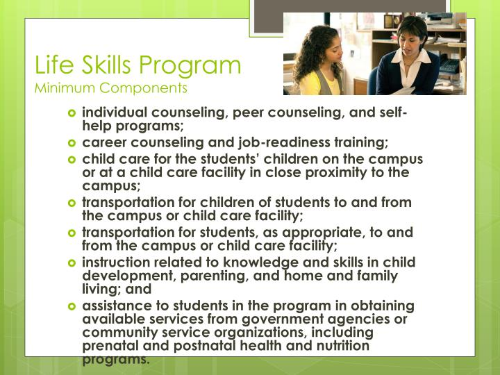 Life Skills Program