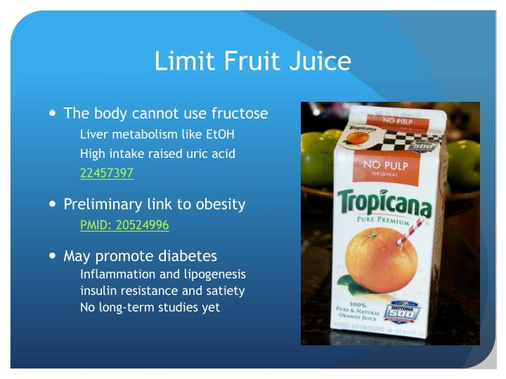 Limit Fruit Juice