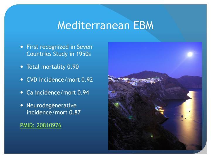 Mediterranean EBM