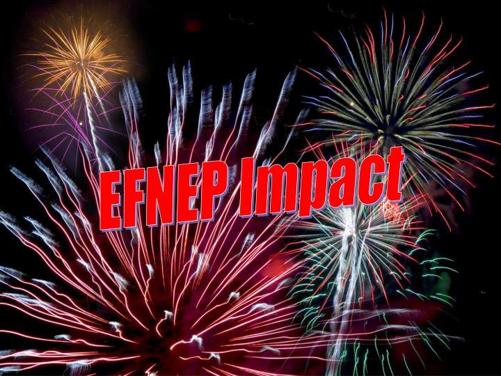 EFNEP Impact
