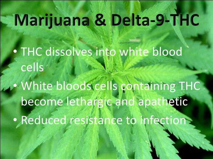 Marijuana & Delta-9-THC
