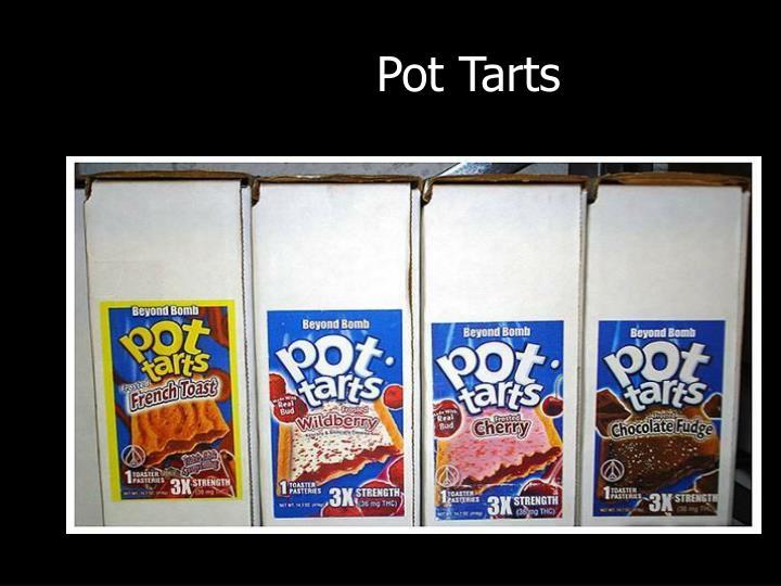 Pot Tarts